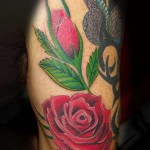 tattoo redroses